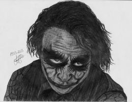 Why so serious? by VerdandiSkuld