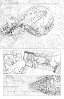 Ninth Assassin #2 page 1 by StephenThompson