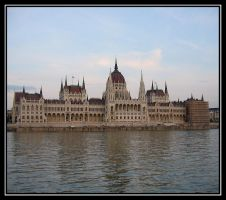 The Parliament Building by jotamyg