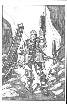Cable...again by Kane79