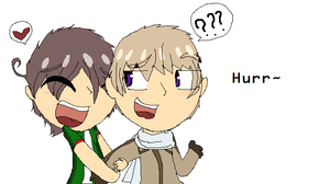 Venice and russia hetalia by XD-BlOoDyDeViL-XD