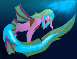 Under the Sea by piscis-no-aphrodite