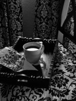 Black, White and Earl Grey by alienhunny