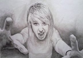 Hayley Williams by lloveandsqualor