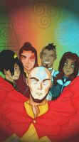 Team Aang by StrawberryCake01