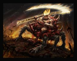 King of Hell by VegasMike