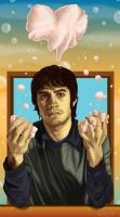 Gael Garcia Bernal by KDLIG