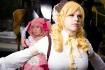 Mami Tomoe - I Will Protect You by Flaming-Goddess
