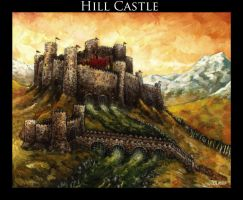 Castle on the Hill by Stormcrow135