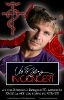Vic Mignogna Poster by FlareSiram