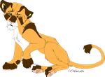 Lion cub adoptable 3 [Offer to adopt][CLOSED] by horse-power