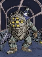 Bioshock by duncan-campbell