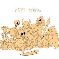 happy ending wip by Dinzeeyz