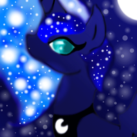 Luna-animation by Kisara16