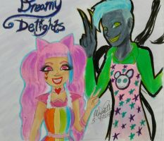 Dreamy Delights with special guest!  by MereChan