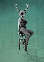 my deer Marylin by socionik