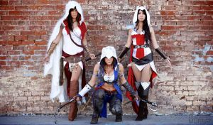 Assassin's Creed SisterHood by ohhlindsayelyse
