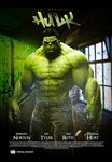 THE INCREDIBLE HULK by Unveil-Design
