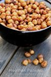 Roasted Chickpeas by hpdphotos