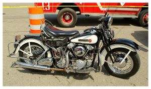 Very Cool Harley Davidson by TheMan268