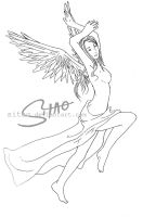 Naked Angels 2 by sitao