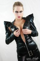 Chrisst Catsuit by auxcentral