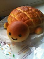 My Bread Turtle by ChaZie47