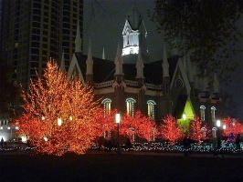 A Night on Temple Square ll by Saronicle