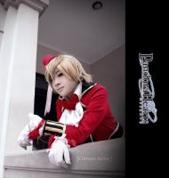 Pandora Hearts: Oz Bezarius 2 by CrimsonRosesCosplay