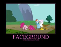 Face ground by Scarecrow113