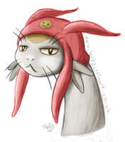 Grumpy Mao by TattyBudderfly