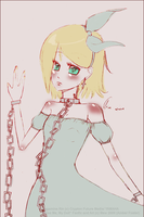 Doll in Chains. by Mew-the-Catgirl