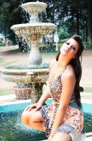 fountain. by incorrigiblechild