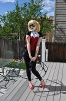Steampunk Harley Quinn: Ready For Denve Comic Con! by SmileyVamp