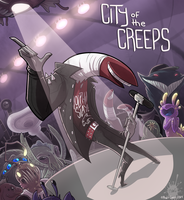 City of the Creeps by blinkpen