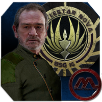 Brigadier General John Connors by Majestic-MSFC