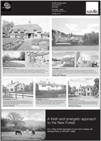 Savills, newspaper advert by rbryant