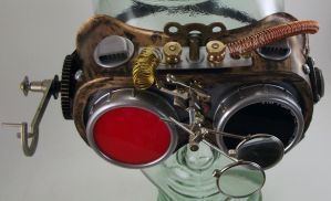 Faraday Pathfinder Visual Enhancers Steampunk by janus002