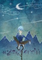 Jack Frost by TheQueenSerena