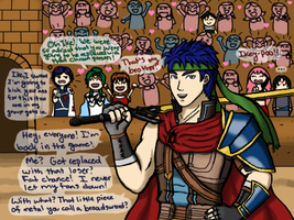 Ike is Back! by Great-Aether