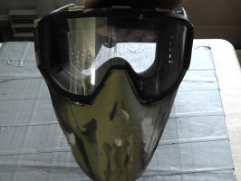 Punisher Multicam mask by FUBARProductions