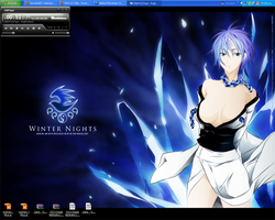 My Beautiful Desktop by Isthell