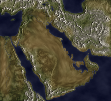 Post-Apocalyptic Middle East by FeroceFV