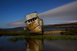The Wreck of the Point Reyes by MattGranzPhotography
