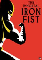 Iron Fist Wenesday 07 by Geoffo-B