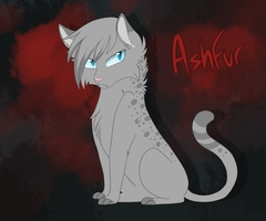 Ashfur by Darkaiya
