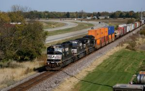 NS 6792 on 35N by JamesT4