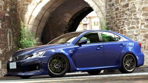 2007 Lexus IS F (Gran Turismo 5) by Vertualissimo