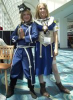AX: Military of 2 kinds by AbbyChan