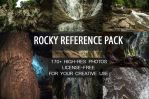 Rocky Reference Pack by allisonchinart